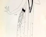 Erté's Fashion Designs, Dover Publications.
