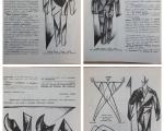FT Marinetti and Giacomo Balla, The Anti-Neutral Suit, 1914 (facsimile)