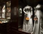Mannequin mount in situ  © Simone Handbag Museum