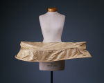 Extant hooped petticoat. LACMA http://collections.lacma.org/node/214714