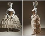 Extant hooped petticoat. Metropolitan Museum of Art Accession number 1973.65.2
